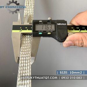 dây đồng bện mạ thiếc 10mm2
