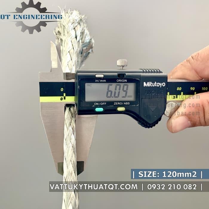 dây đồng bện mạ thiếc 120mm2