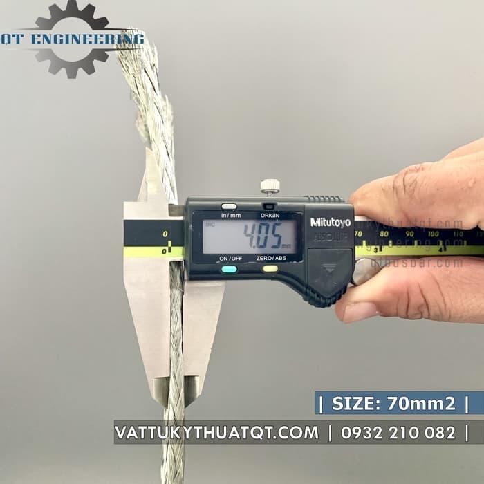 dây đồng bện mạ thiếc 70mm2