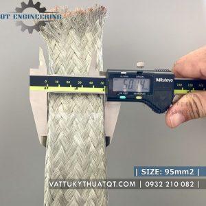 dây đồng bện mạ thiếc 95mm2