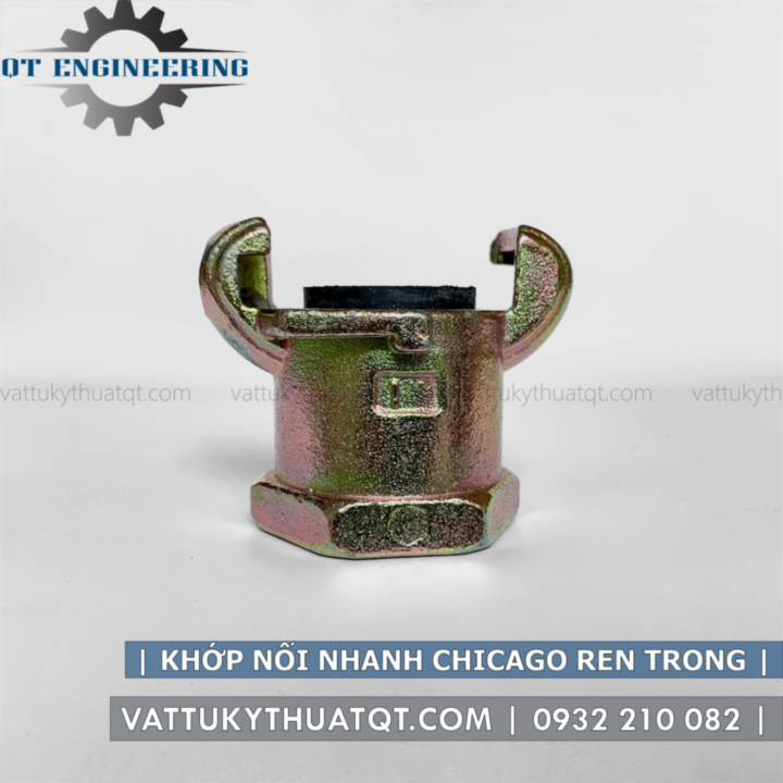 khớp nối nhanh chicago ren trong