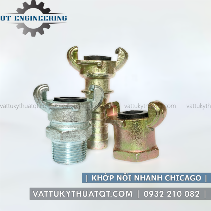 khớp nối nhanh chicago