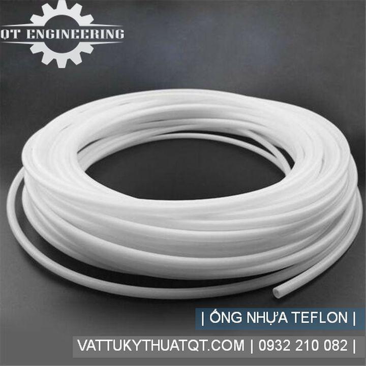 ống nhựa chịu nhiệt Teflon/PTFE
